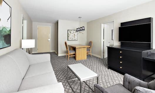 Two Bedroom Suite Living Room