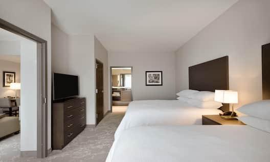 2 Room Queen Premium Suite