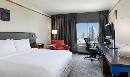King Bed Standard Guestroom