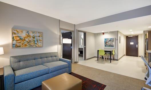 Suite Sofa in Living Area
