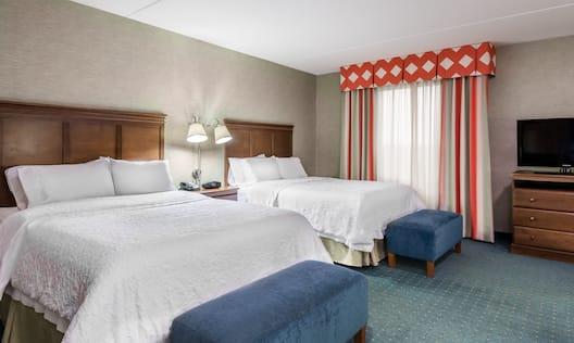 Double Queen Guestroom Suite