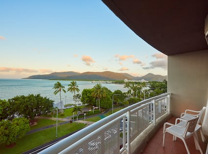 Bedroom Balcony with View