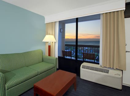 Ocean View Room Sofabed