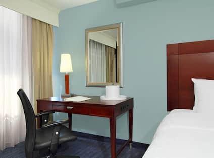 Accessible Room Work Desk
