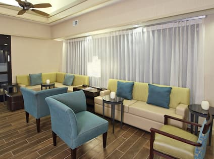 Common Seating Area