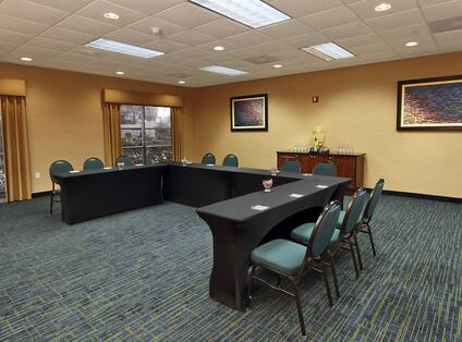 Meeting Room UShape Seating