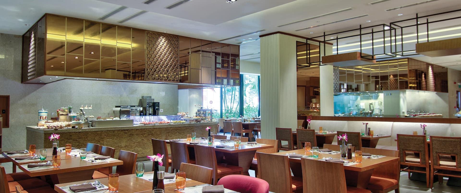 FLOW - Multi-Cuisine Restaurant