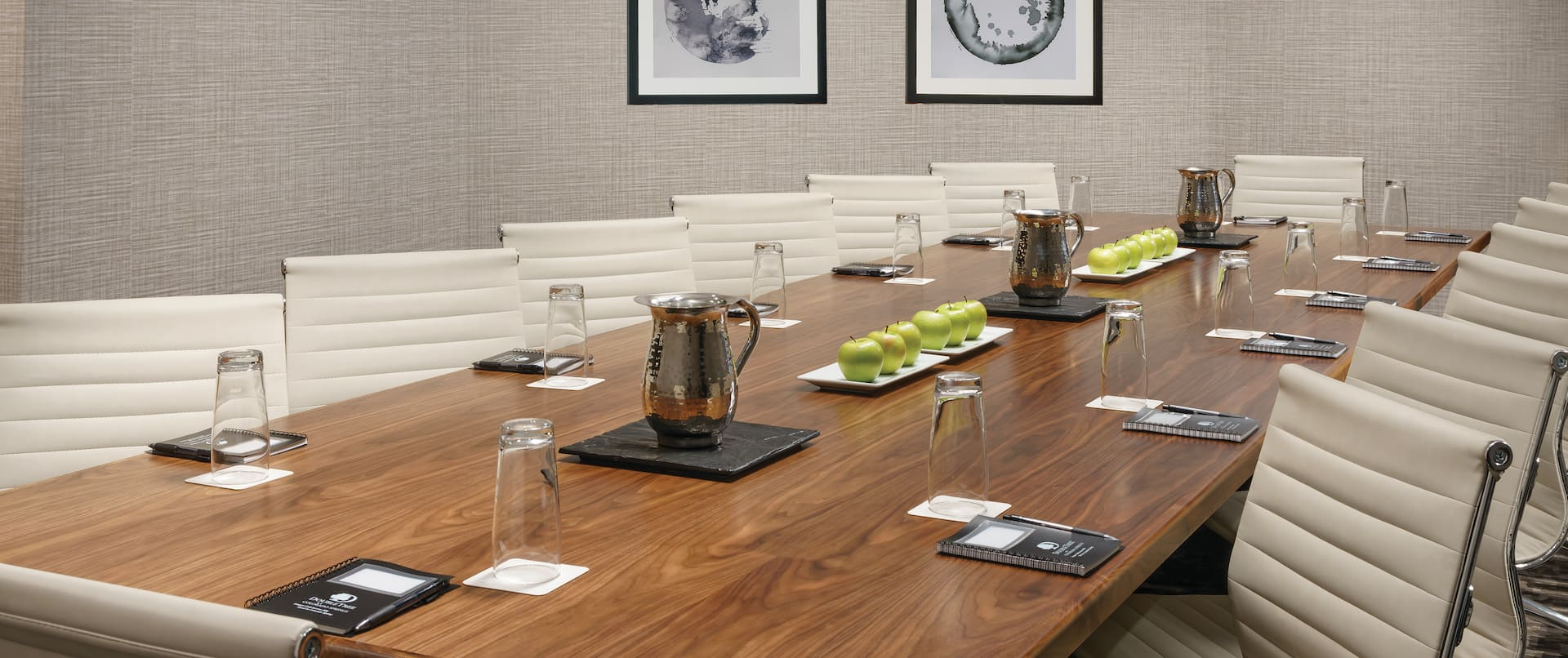 Boardroom with Seating for 14 Guests