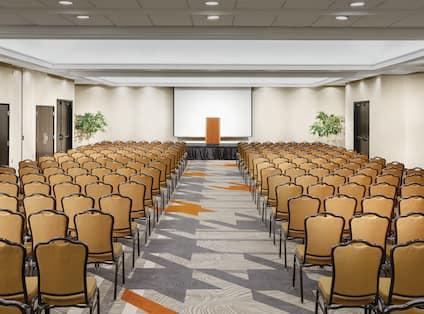 Theater Setup Meeting Room