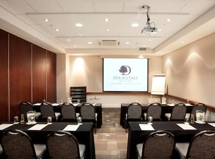 Meeting Rooms and Conference Space in Theater Setting
