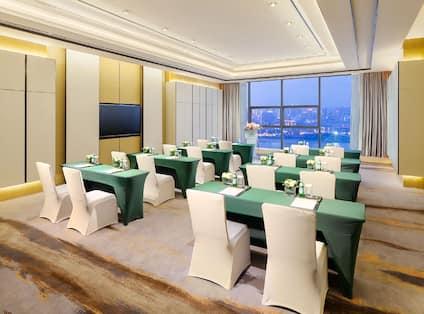 Meeting Room of Beijing and Bangkok