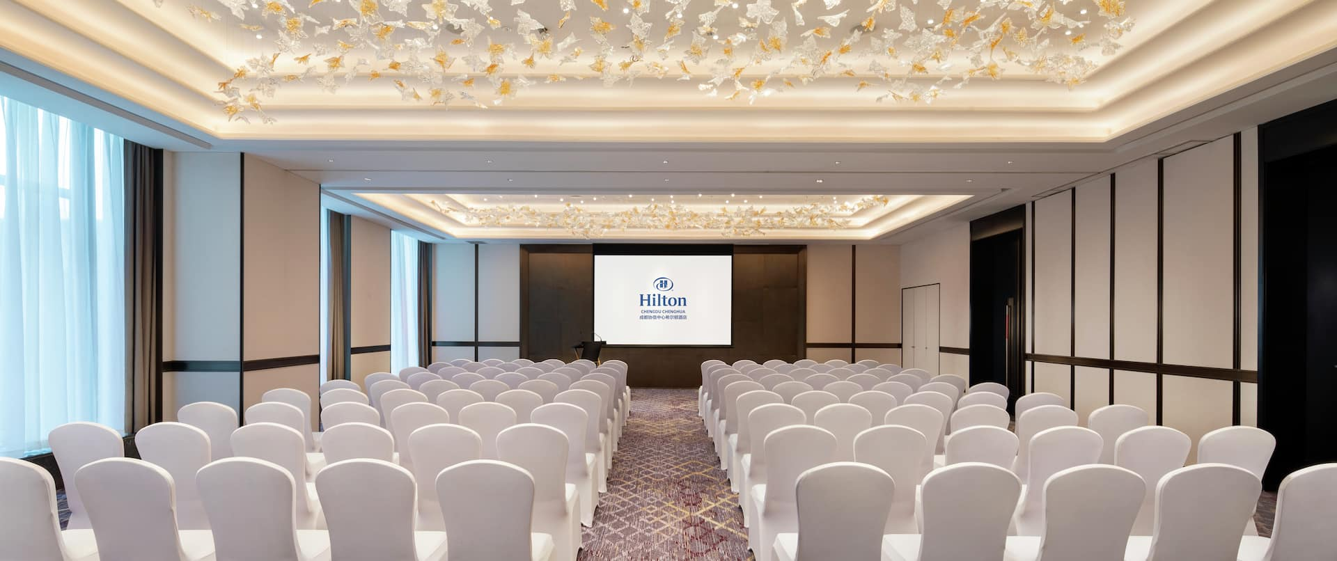 Elegant Meeting and Conference Space
