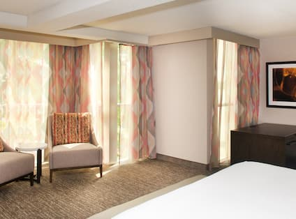 Presidential Suite Bedroom Alcove