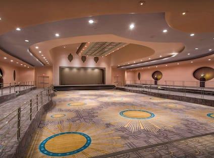 Ballroom with No Setup