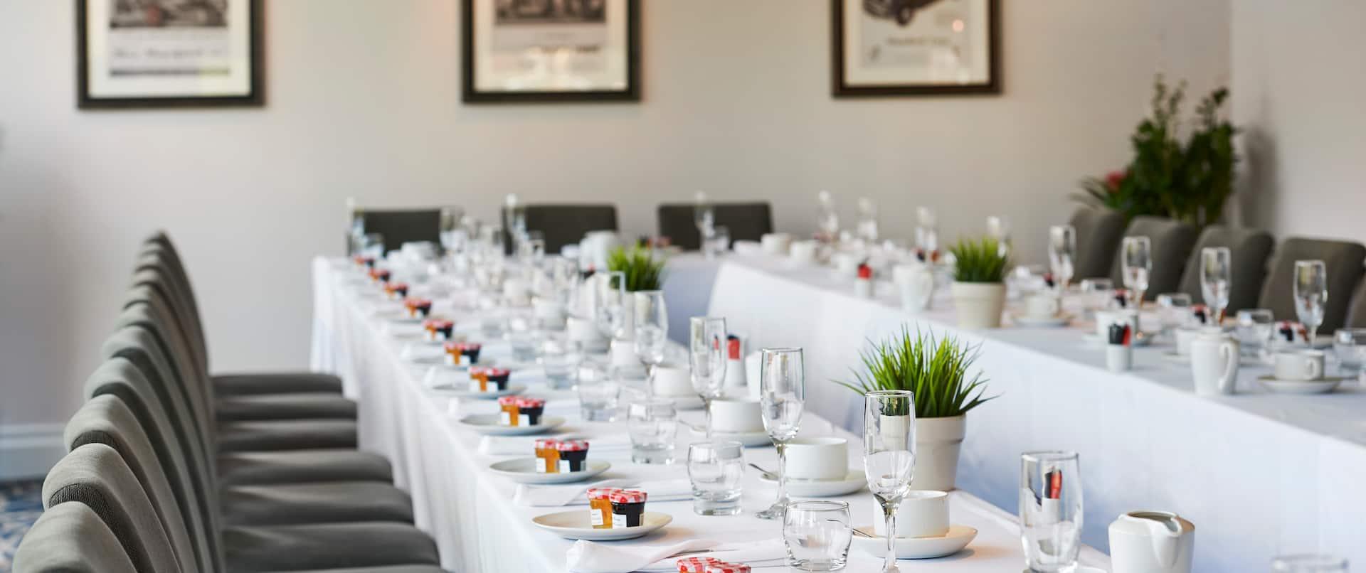 Larder Restaurant Wedding