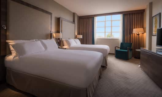 Family Double Deluxe Bedroom
