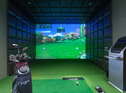 Simulation Golf