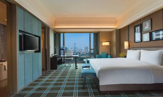 King Guest Room with Park View