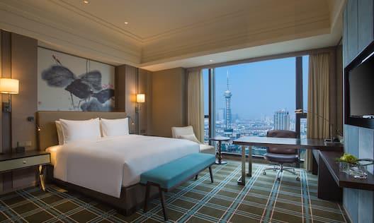 King One Bedroom Deluxe Suite