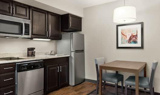 Double Accessible Guest Suite