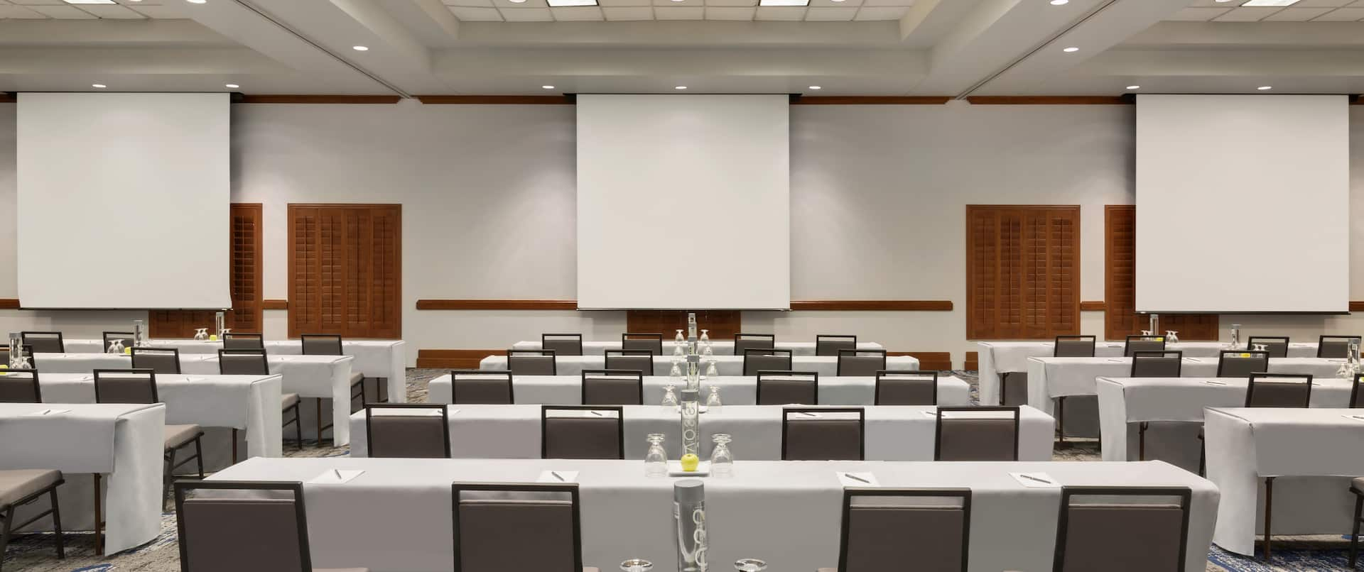 Embassy Suites Dallas - DFW Airport North Outdoor World Hotel, TX - Cross Timbers Classroom