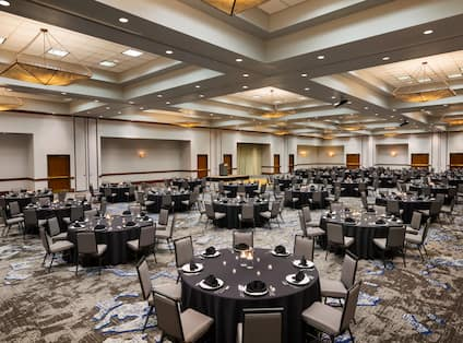 Embassy Suites Dallas - DFW Airport North Outdoor World Hotel, TX - Heritage Ballroom Banquet