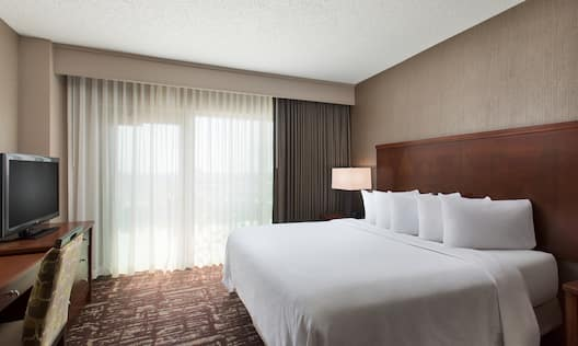 Embassy Suites Hotel Rooms In Frisco Texas