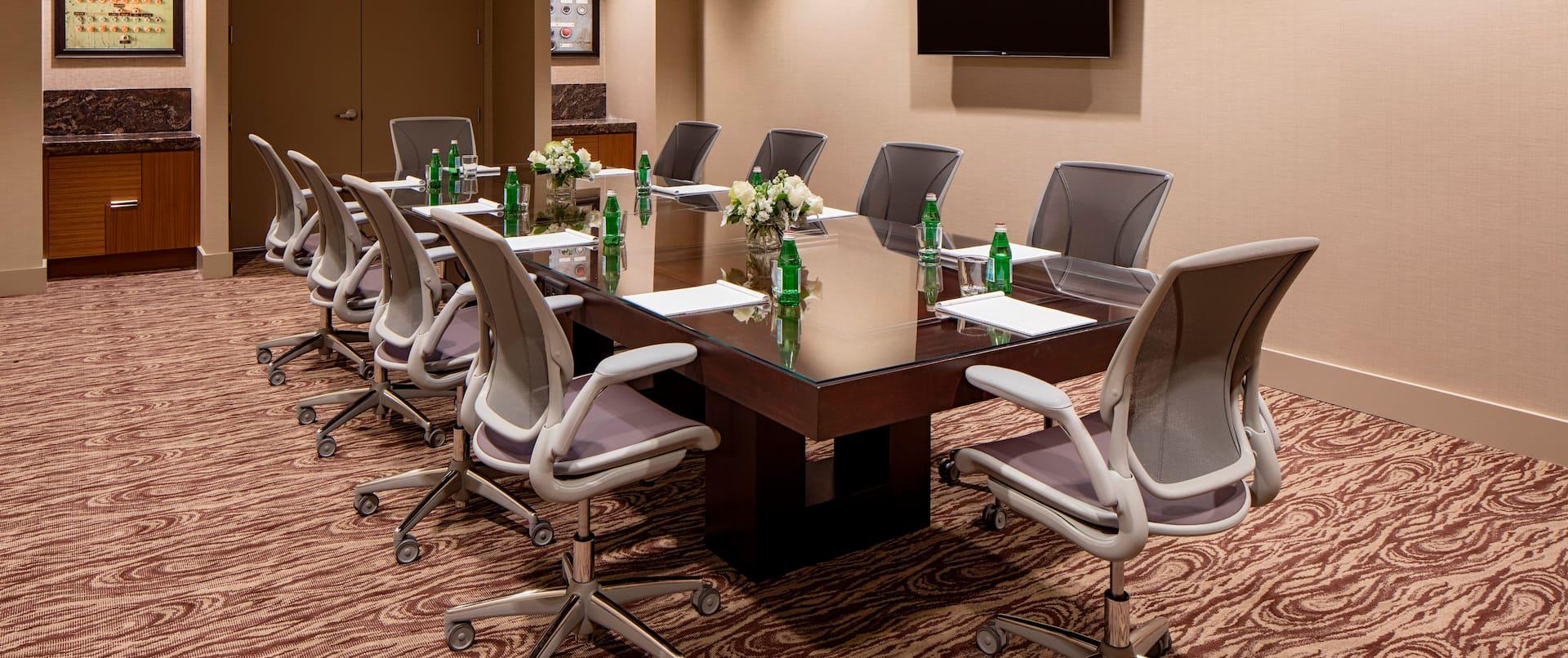 Boardroom Amenities