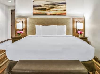 Hilton Dallas/Park Cities - 1 King Bed Premium Room