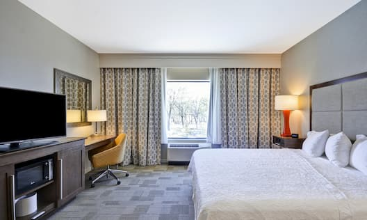Accessible Guest Room with King Bed