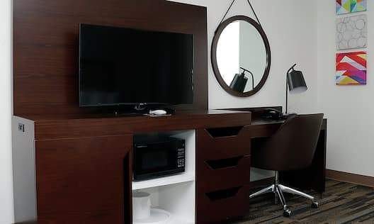 Accessible Guest Room Amenities