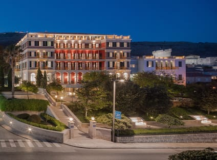 Panoramic View Of Hilton Imperial Dubrovnik