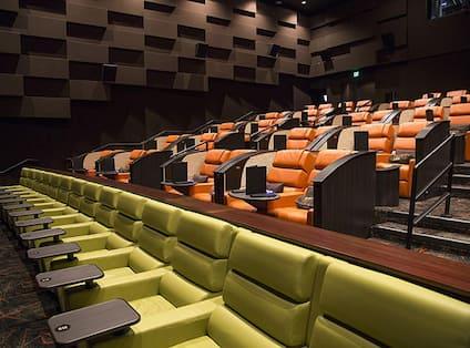 Theatre Interior Seating
