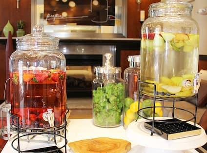 Lobby Refreshments