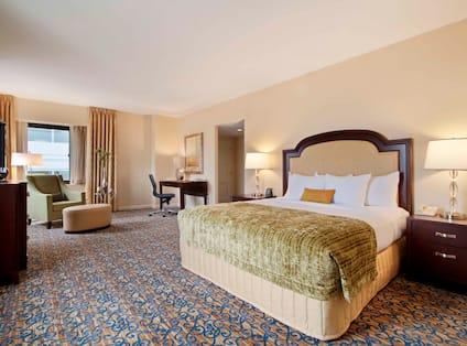Capital Suite Bedroom