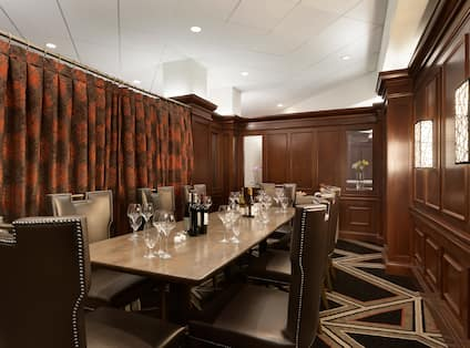 Dan and Brads - Private Dining Room
