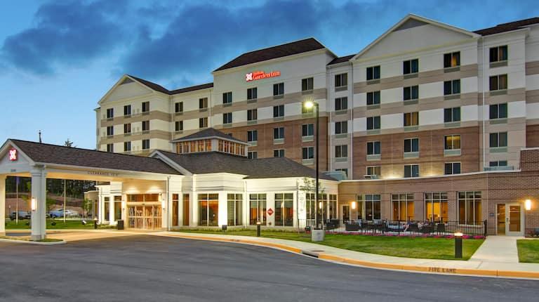 Hilton Garden Inn Hotel In Woodbridge Virginia