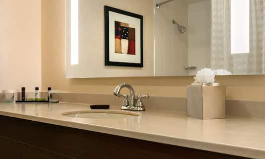 Standard Suite Bathroom
