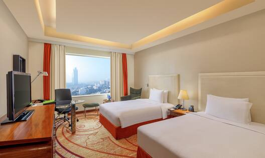 Twin Premium Guestroom