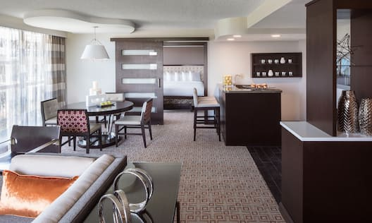 Presidential Suite Overview