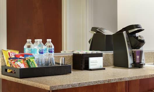Premium Suite Amenities