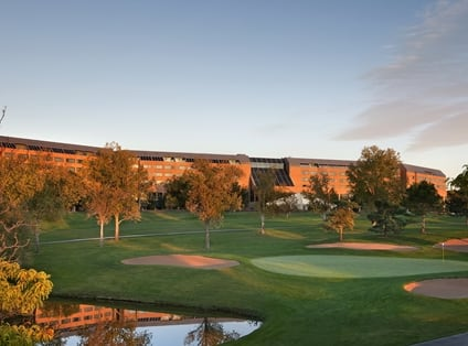Hotel and Golf Course