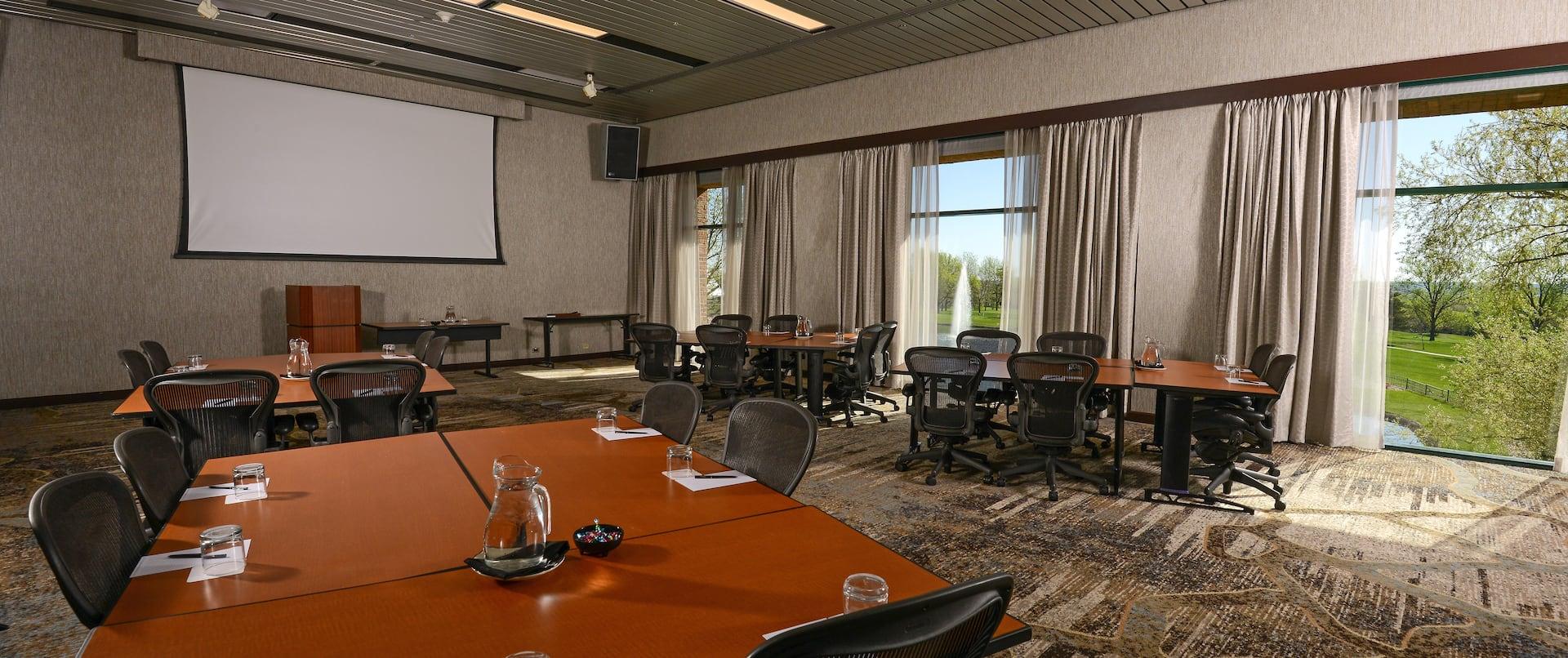 Conference Room Clusters Setup