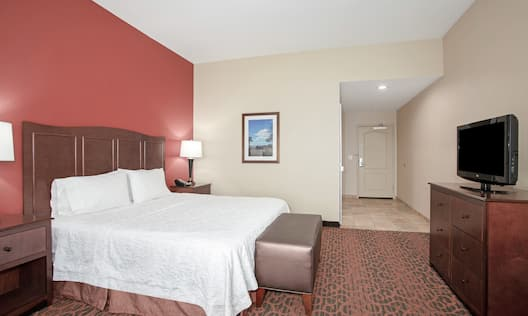 Accessible King Standard Room