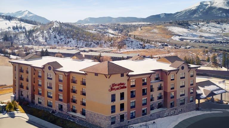 Hampton Inn Suites Silverthorne Co Hotel