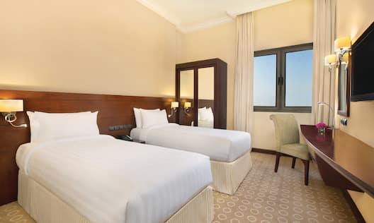 King Two-Bedroom Suite Twin Room