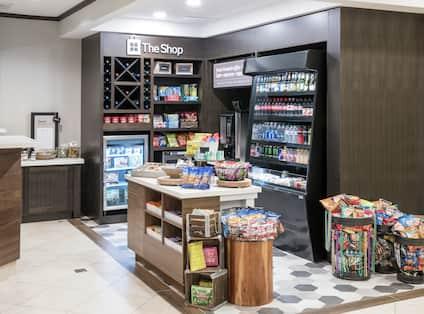Hotel Snack Shop