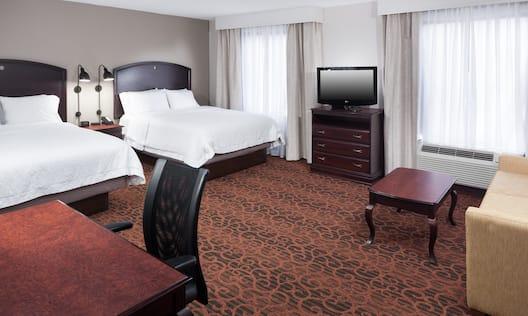 2 Queen Suite