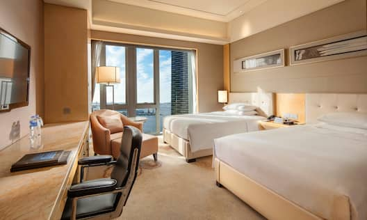 Twin Executive Room with view