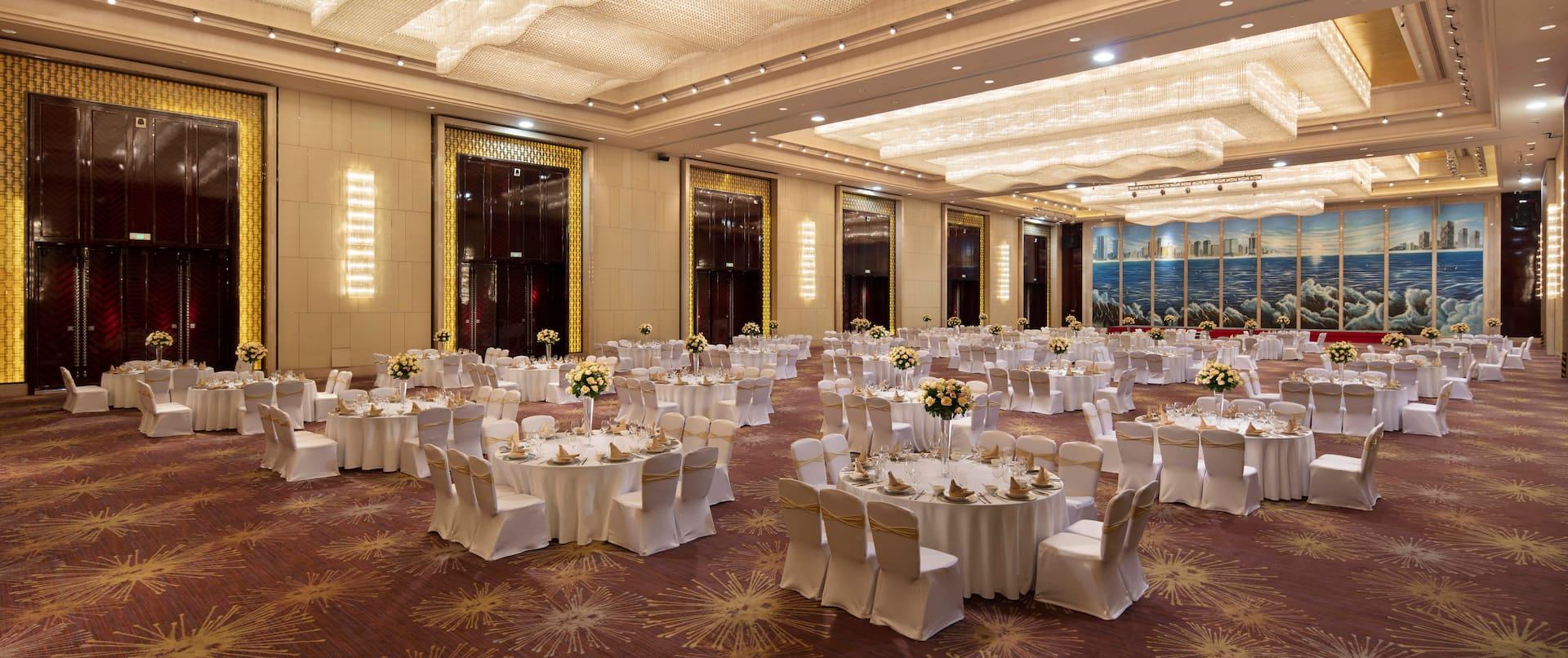 Ballroom Round Table